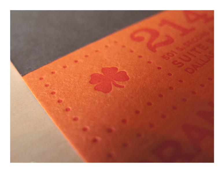 Caliber Creative Business Cards