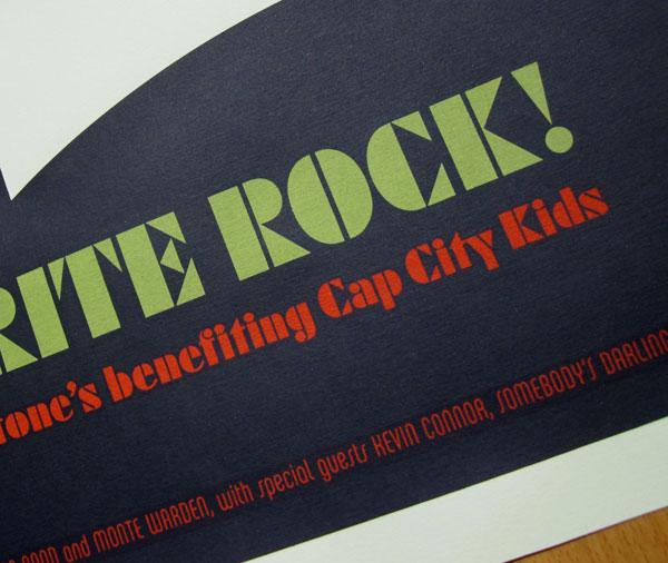 Cap City Kids Poster