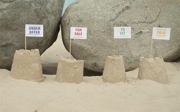sand castle flags 1