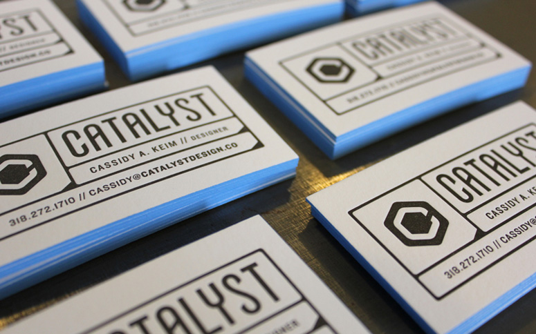 Catalyst Business Card