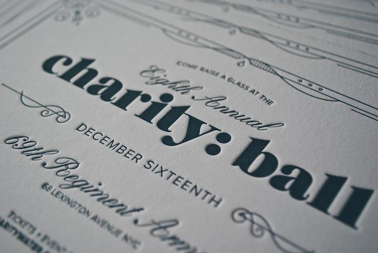fpo  charity  ball invitations