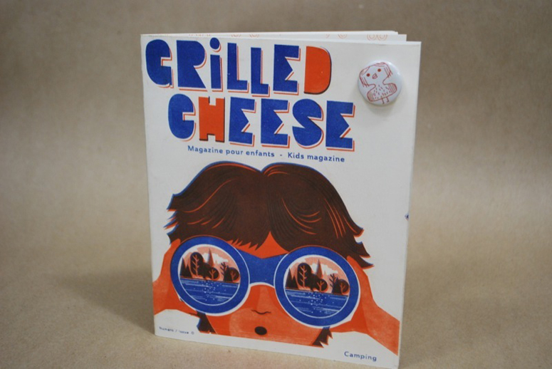 Grilled Cheese Magazine