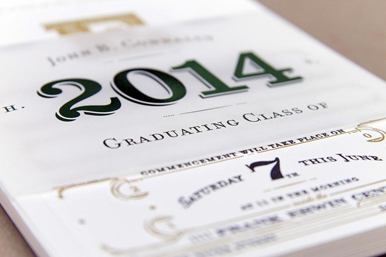 Juan Coca Graduation Announcement