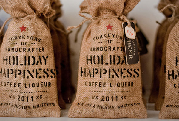 Happy Holiday from Coffee Liqueur