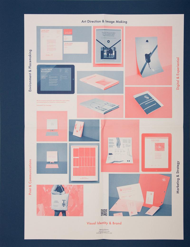 Studio Constantine Visual Identity Materials