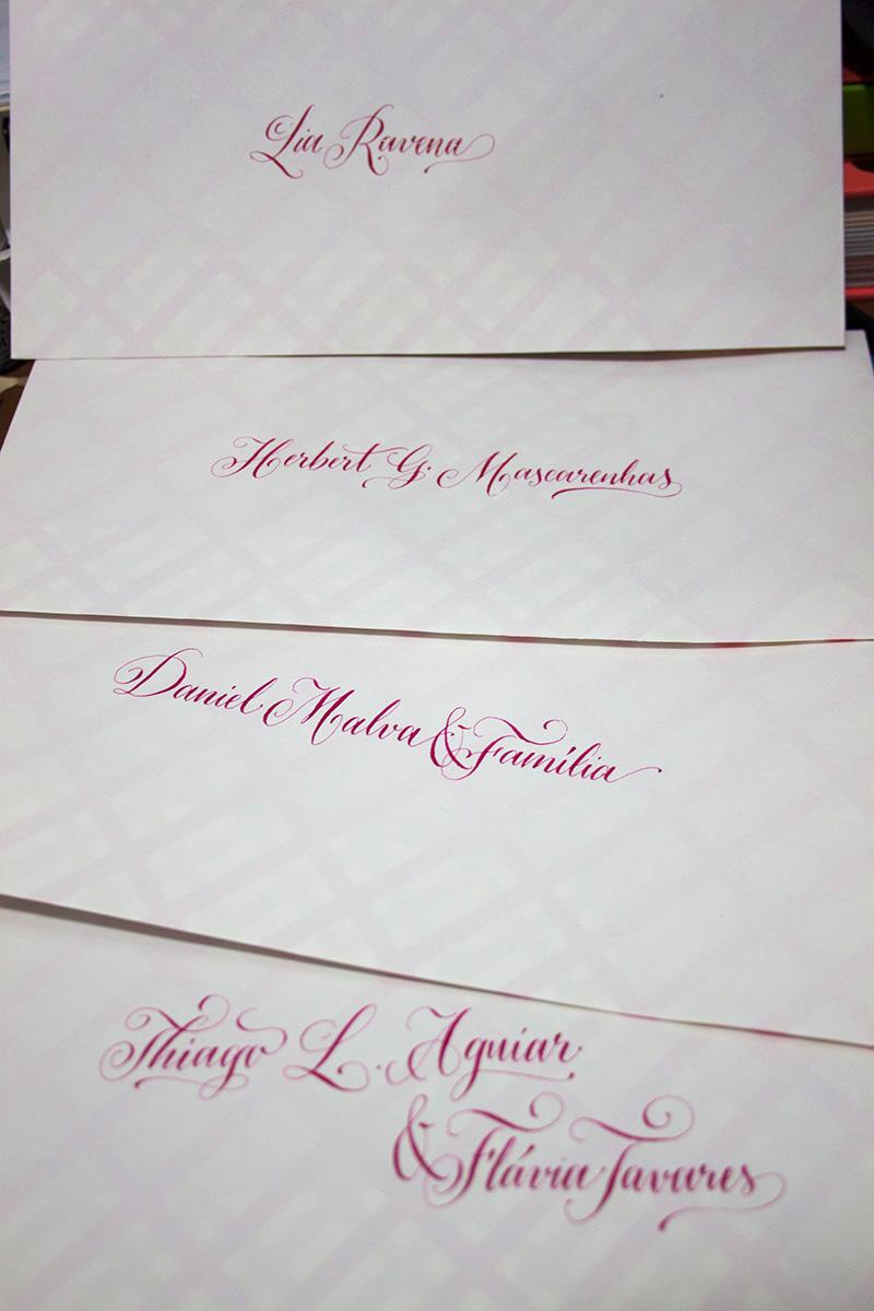 FPO: Filipe & Paula wedding invitation