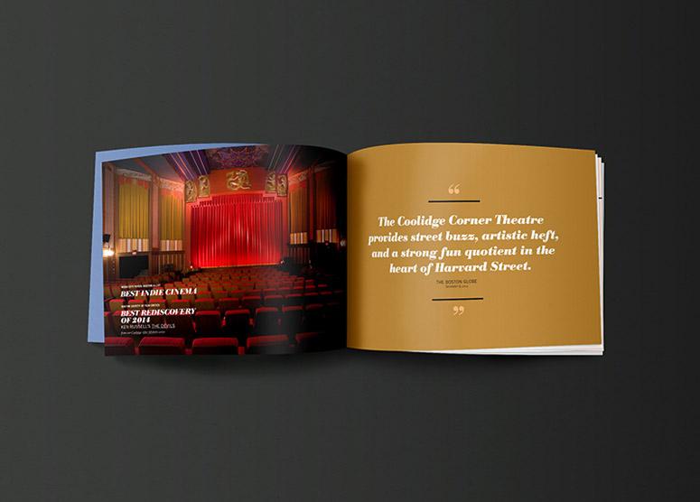 Coolidge Corner Theatre 2014 Annual Report