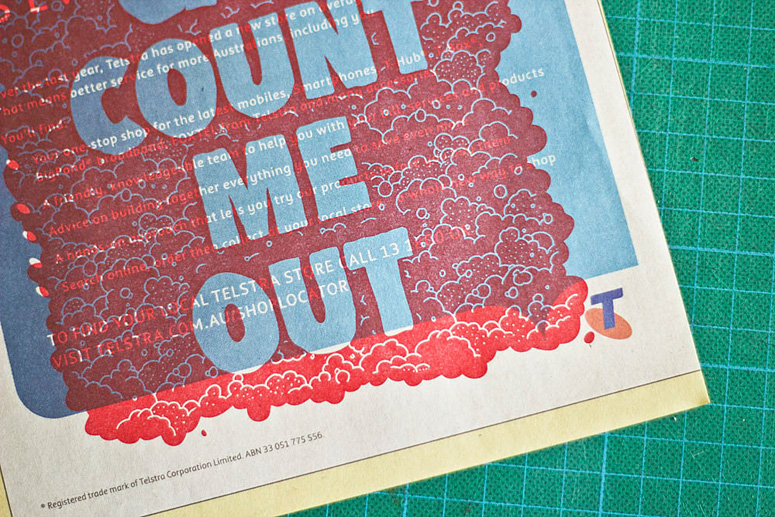Count Me Out Posters
