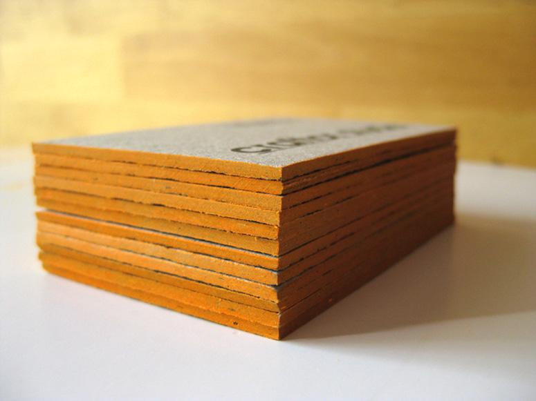 Craftor Studio Business Cards