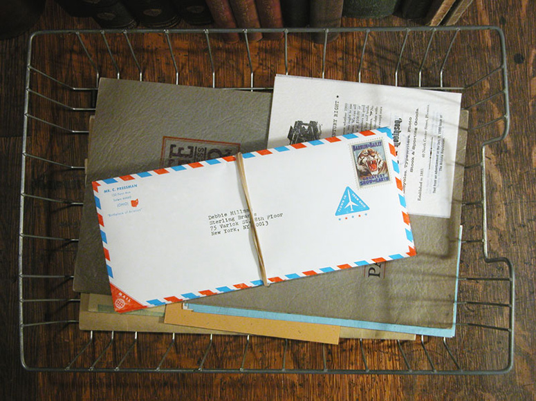 Cranky Pressman Crank Letter