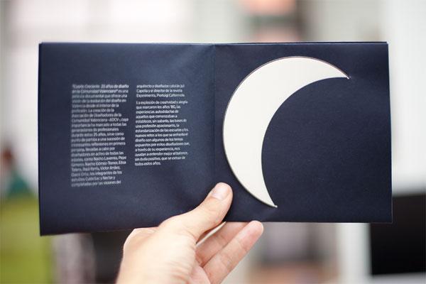 Cuarto Creciente DVD Packaging