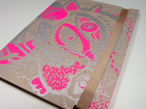 Garbage Pail Beats CD by Cupp Cave