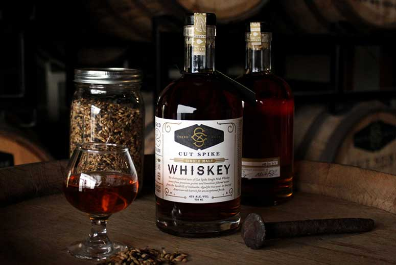 Cut Spike Whiskey