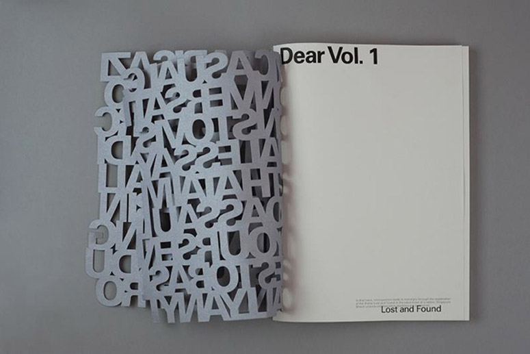 DEAR Vol 1: Lost & Found