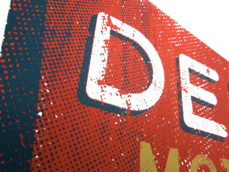 Deluxe Motor Hotel Poster
