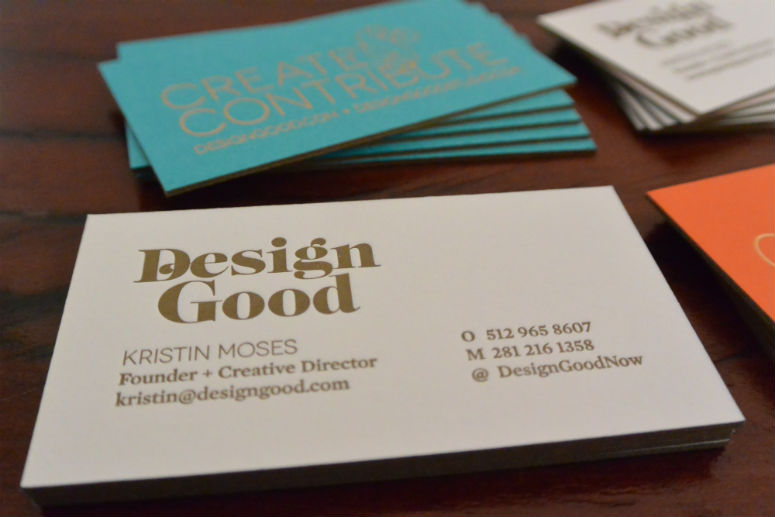 design_good Business Cards
