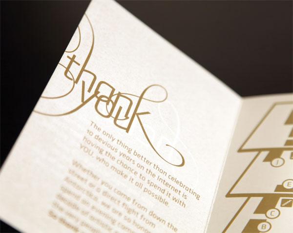 DeviantART Event Booklet