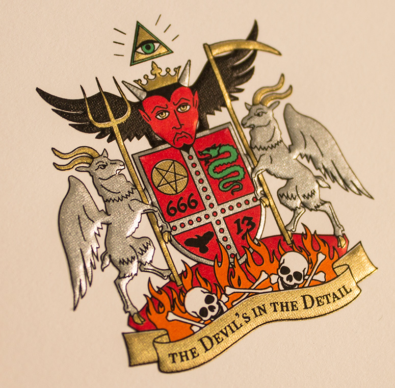 Downey's The Devil's in the Detail Letter