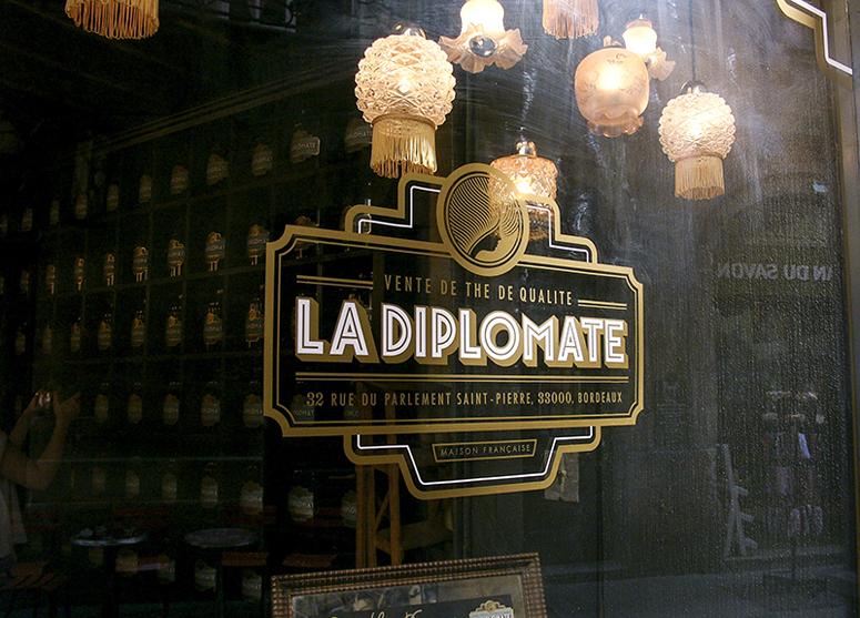 La Diplomate Packaging