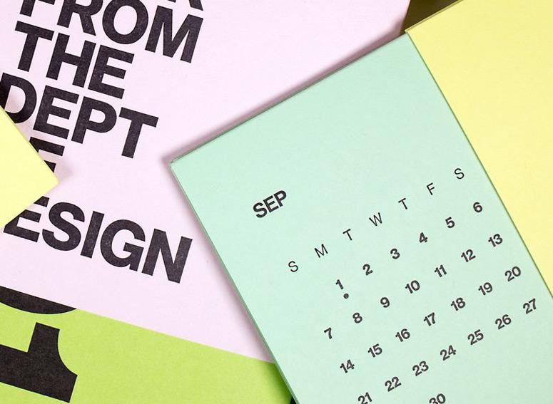 2014 DoD Calendar