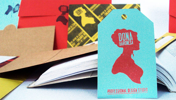 Dona Baronesa Business Card
