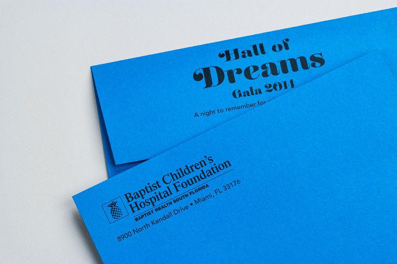 Baptist Children's Hospital Foundation Invitation