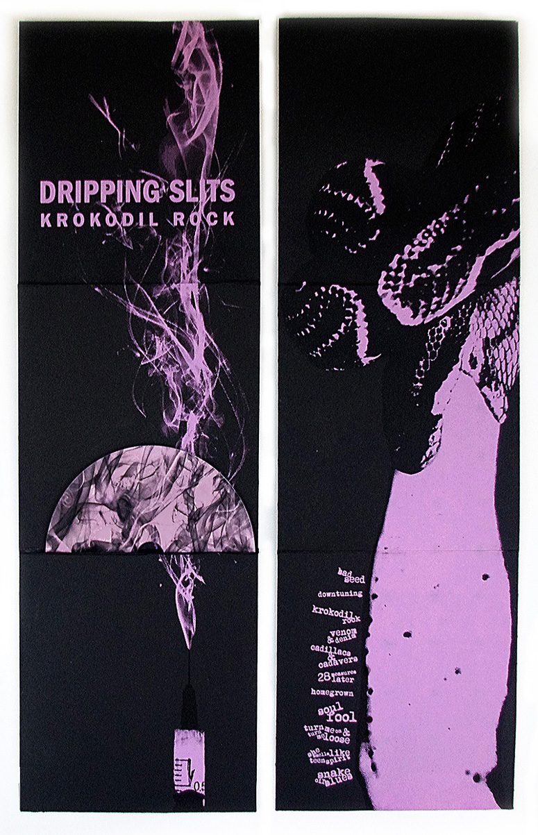 Dripping Slits-Krokodil Rock