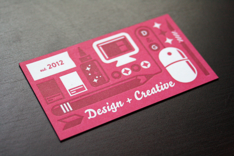 Fpo Duct Tape Amp Glitter Business Cards