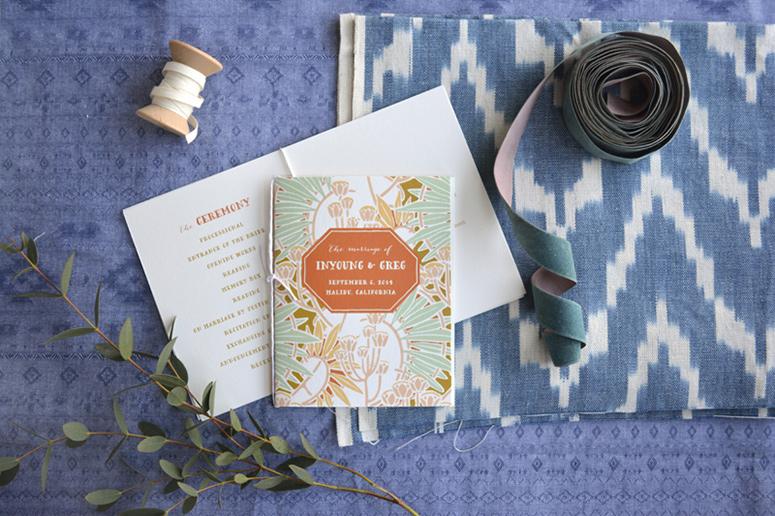 Ella Wedding Invitation