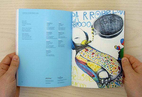 Elvin Brand Booklet