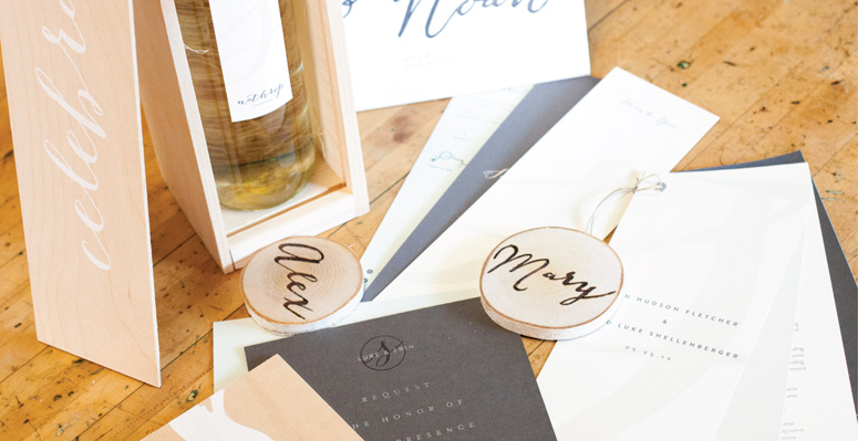 Erin & Luke's Wedding Materials