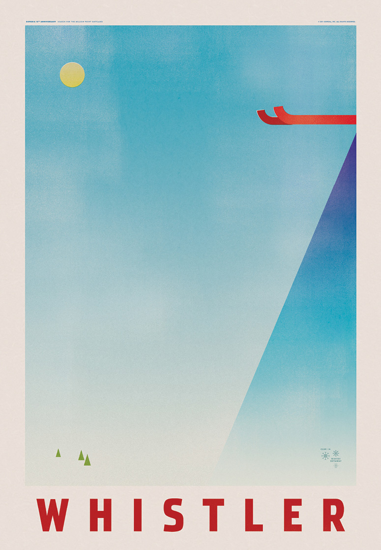 Fpo Expedia 15th Anniversary Travel Posters