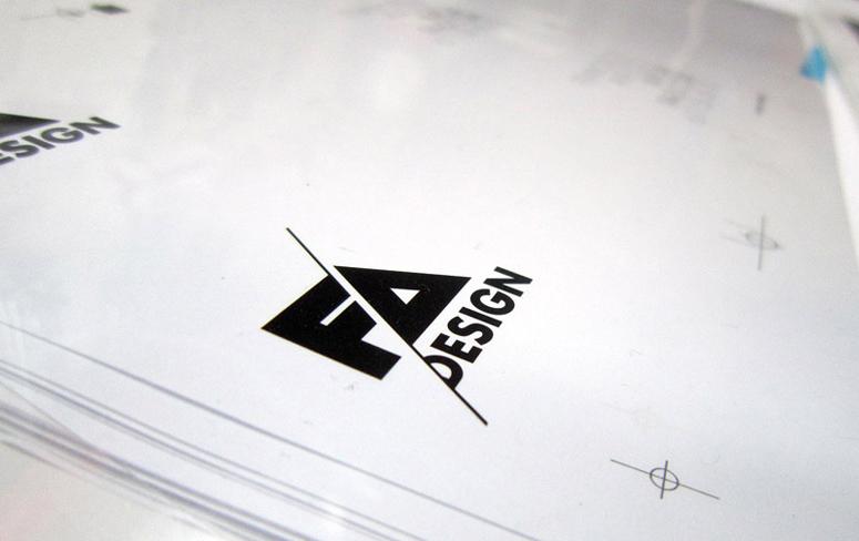 FA Design Business Cards