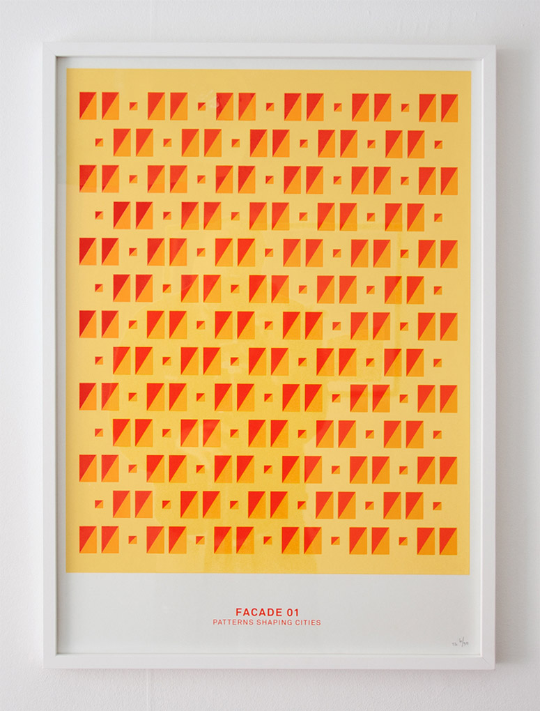 Facades Art Prints