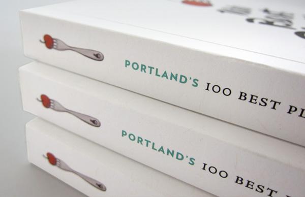 Portland's <em />100 Best Places to Stuff Your Faces</em> Book