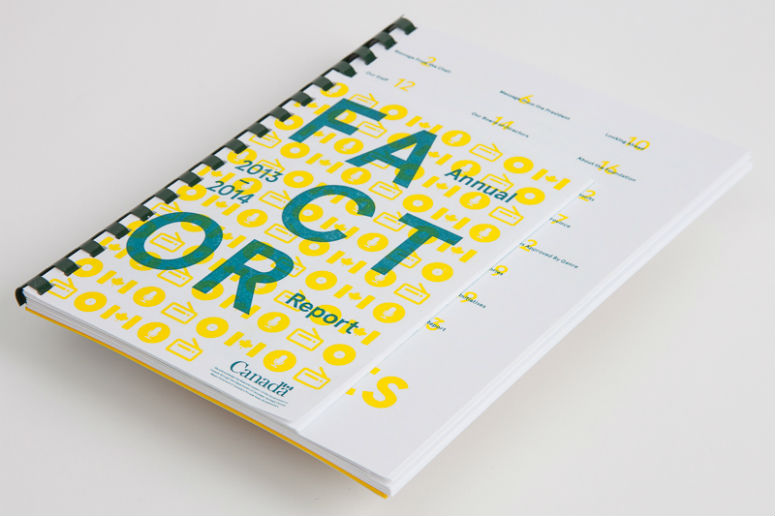 FACTOR 2013-2014 Annual Report