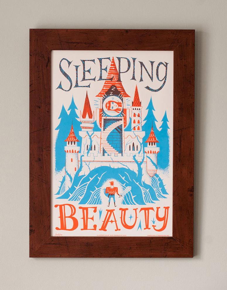 Fairy Tales Art Prints