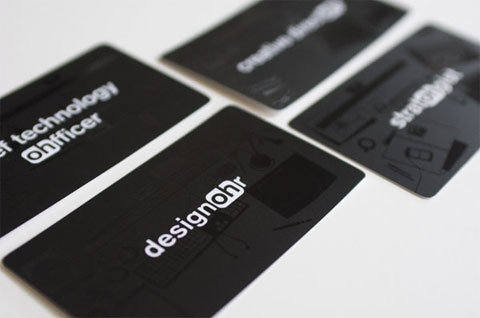 Fangohr Business Cards and Brochure