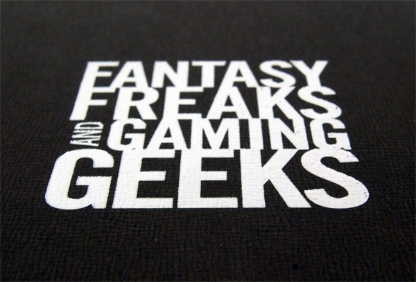 <em />Fantasy Freaks and Gaming Geeks</em> Book