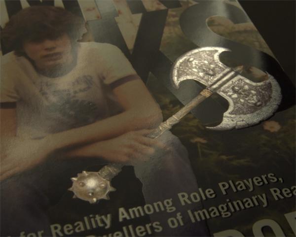 <em />Fantasy Freaks and Gaming Geeks</em> Book