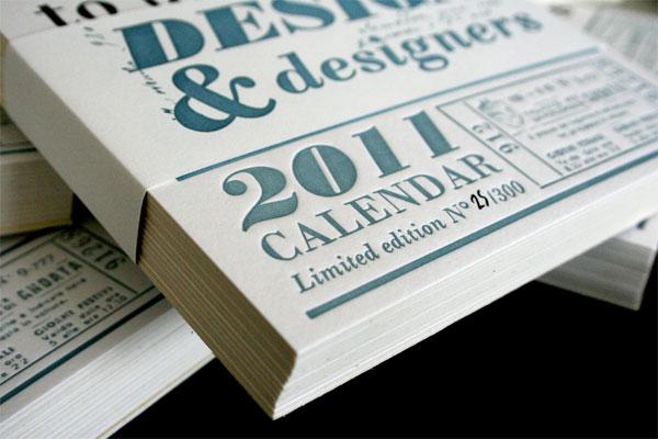 Fabien Barral Calendar