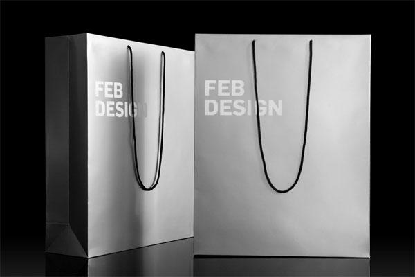 FEB Design Stationery