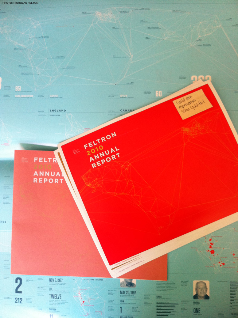 Feltron 2010 Annual Report