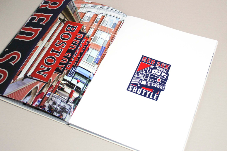 10/100 Fenway Park Commemorative Book