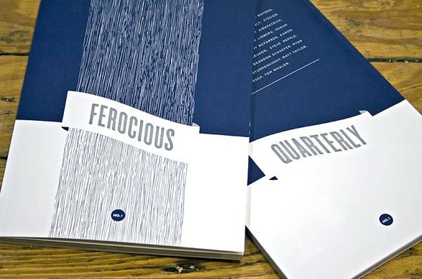 <em />Ferocious Quarterly</em> Journal
