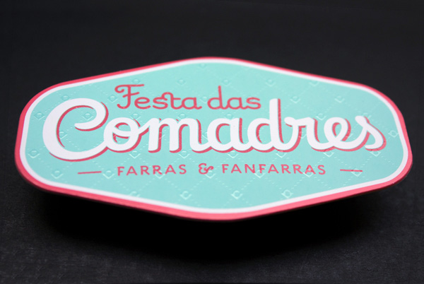 Festa das Comadres Business Card