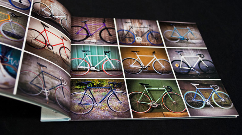 Fixed Gear Bicycle Book