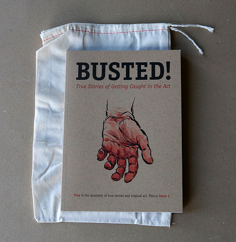 Fray Issue 1: Busted