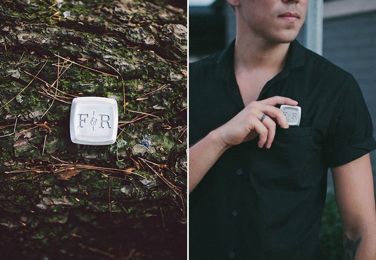 Fulton & Roark Wax Cologne Packaging