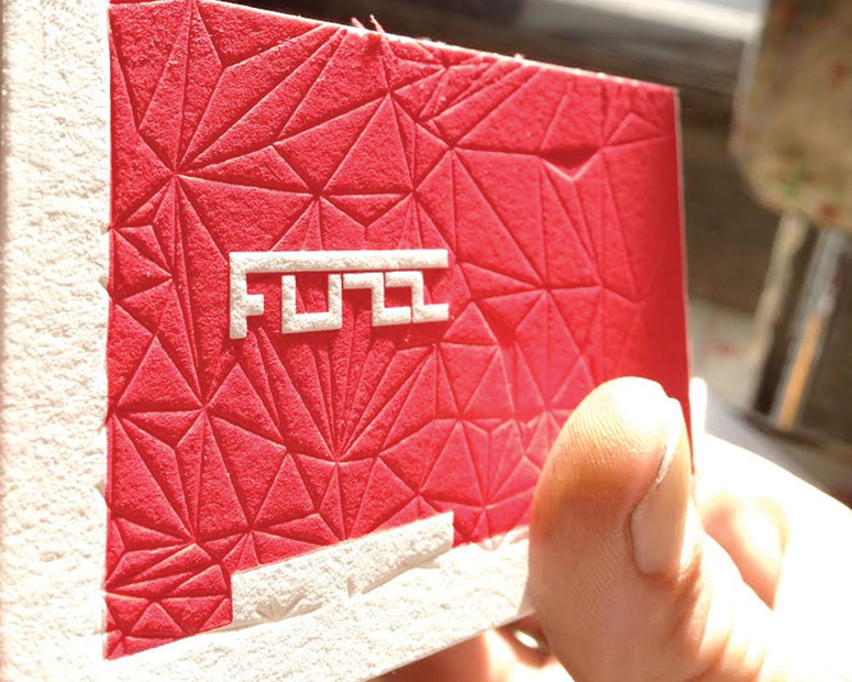 Fuzz Interactive Business Cards